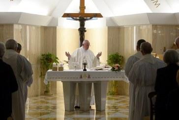 A Lélek szelídsége és nem a törvény viszi előre az egyházat