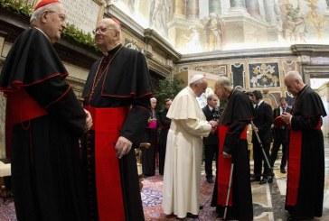 Ferenc pápa részvéttávirata Georges Cottier bíboros halálára