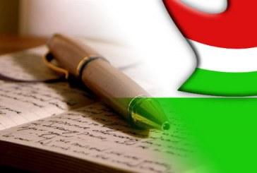 A magyar nyelv értékére figyelmeztet az 50. magyar nyelv hete