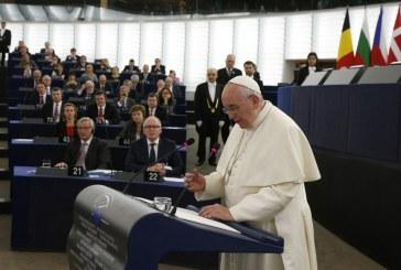 Ferenc pápa Twitter-üzenete április 19-én