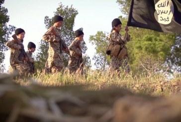 Árvák hadseregével fenyeget az Iszlám Állam