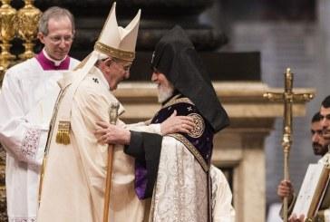 Nagy a várakozás Örményországban a pápa júniusi útja előtt