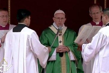 Ferenc pápa a diakónusoknak: Ne legyetek előjegyzési naptáratok és a fogadóóra rabjai!