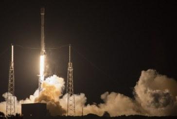 Sikeresen leszállt a SpaceX Falcon 9