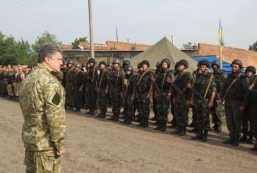 Harckészültség Ukrajnában