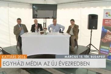 Kattárs: Egyházi média az új évezredben