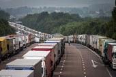 Feloldották a blokádot Calais-ben