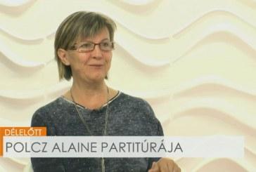 Polcz Alaine partitúrája