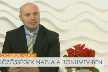 Közösségek napja a BonumTV-ben