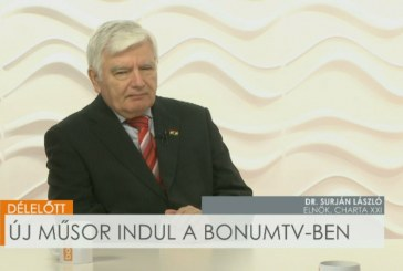Új műsor indul a BonumTV-ben