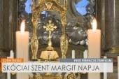 Szentmise a pesti ferences templomban: Kárpáti Kázmér OFM