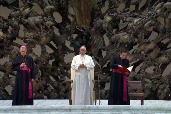 Ferenc pápa: Nyissuk meg szívünket!