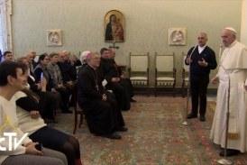 Kaukázusi küldöttséget fogadott Ferenc pápa