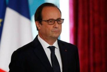 Nem indul az elnökválasztásokon Francois Hollande