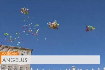 Ferenc pápa Úrangyala imádsága