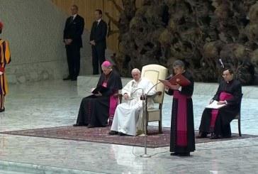 Ferenc pápa: Imával ismerjük fel a reményt