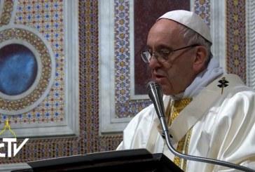Bírákat fogadott Ferenc pápa