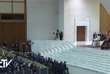 Ferenc pápa: Vágyakozzunk Istenre