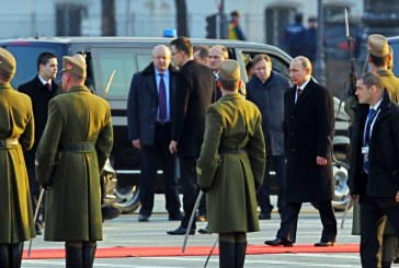 Február 2-án Budapestre látogat Putyin
