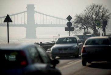 Tovább romlott a levegő minősége az országban