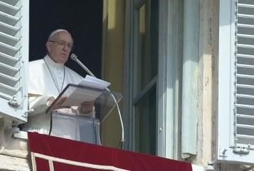 Ferenc pápa: Ne látszat, hanem valóságos keresztények legyünk