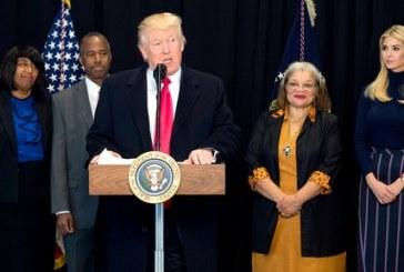 Trump elítélte az antiszemitizmust