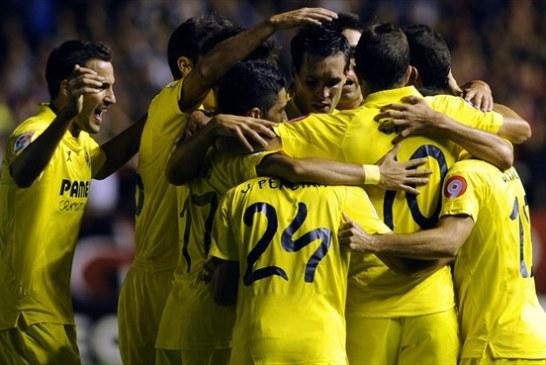A Villareal spanyol csapatot fogadta a pápa