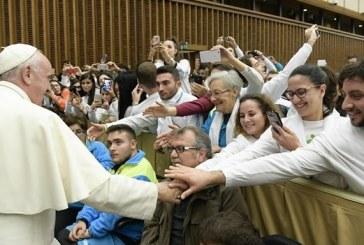 Ferenc pápa üzenete a szimpóziumra