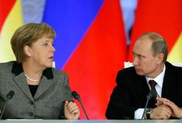 Moszkvába látogat Angela Merkel