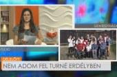 Nem Adom Fel turné Erdélyben