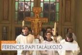 Ferences papi találkozó