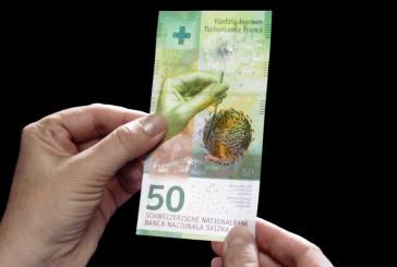 Svájci a legszebb bankjegy