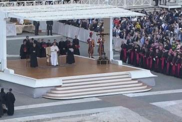 Ferenc pápa: Jézus feltámadása hitünk alapja