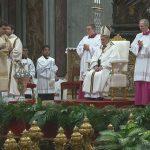 Krizmaszentelés a Vatikánban