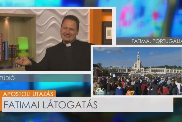 Apostoli látogatás Fatimában – Dr. Kovács Zoltán atya a fatimai jelenésekről