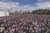 Fatimai centenáriumi szentmise