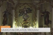 Lelkigyakorlatos triduum Déván – 1. nap