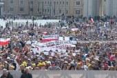 Pápai köszöntés a lengyel ünnepre