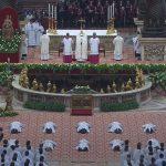 Papokat szentelt Ferenc pápa