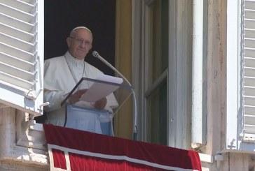 Ferenc pápa: Jézus velünk van a világ végéig