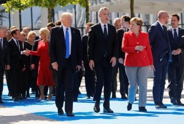 Felszólította a NATO-t Trump