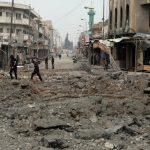 Csapdában az ISIS harcosok