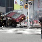 Gázolás New Yorkban