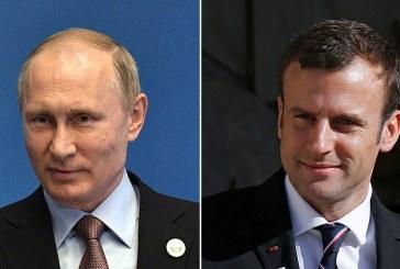 Putyin Franciaországba látogat