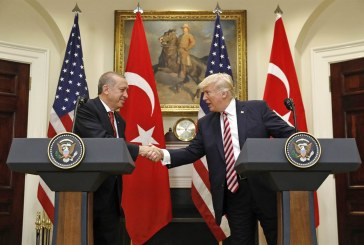 Trump támogatja Erdogant