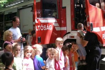 Katasztrófavédelmi gyermeknap