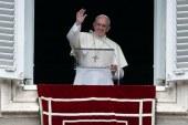 Ferenc pápa: Az egyház kovász a tésztában