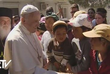 Váratlan pápai adomány