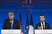 Macronnal találkozott Trump