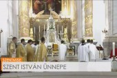 Szent István ünnepe Kalocsán